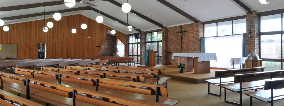 Holy Name of Jesus, Forster